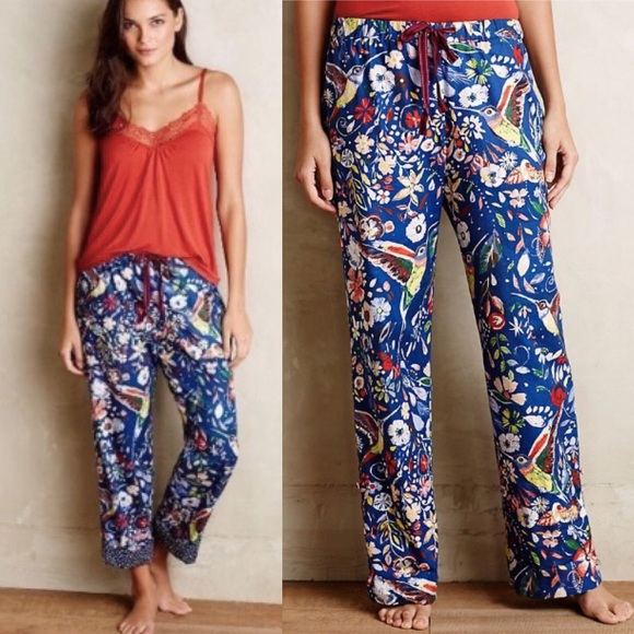 1d906172322 Anthropologie Other - ANTHROPOLOGIE Eloise Mooreland Lounger Pajama Pant